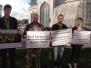 Пикеты за запрет ритуальных жертвоприношений животных - 06.09.2016