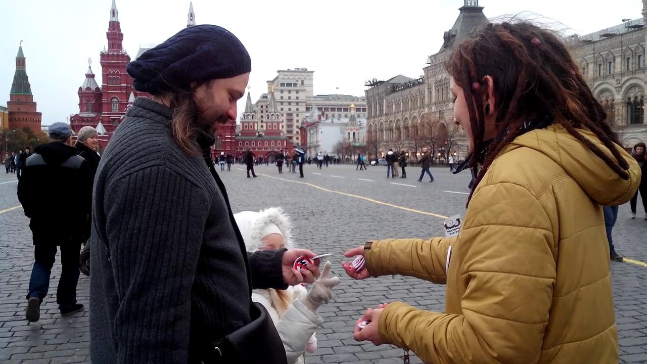 Прогулка по Красной площади. Без меха – 20.10.2013