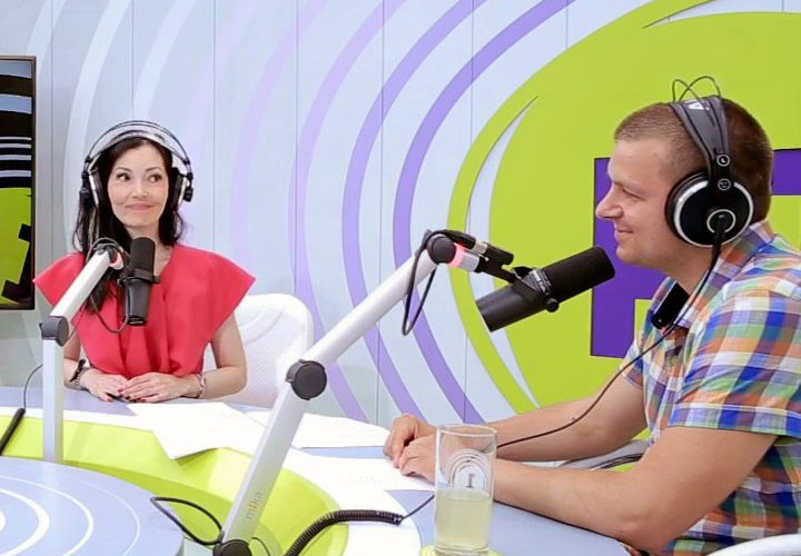 "Юрий Корецких в передаче ""По совести Белкина"" на Радио 1 – 23.08.2017"