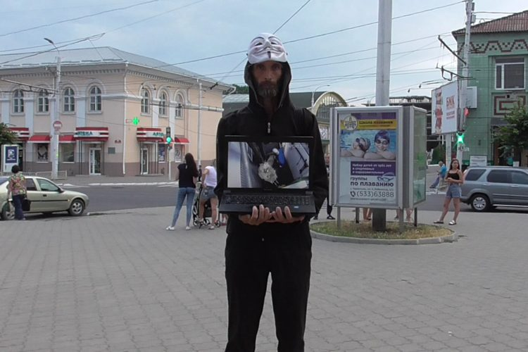 """""""Кубы Правды"""" в Приднестровье"""