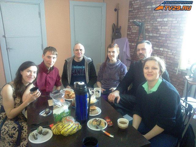 День без мяса в Северодвинске