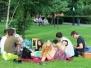 Пикник в саду Баумана 15.06.2013