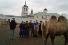 """Поездка в Николо-Пешношский монастырь и приют """"Даная"""""""