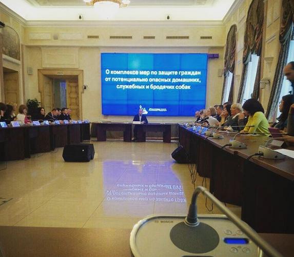 АЗЖ принял участие в круглом столе Общественной палаты РФ