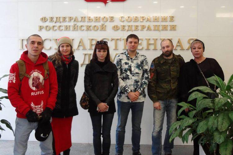Встречи экспертной группы зоозащитников с Владимиром Пановым