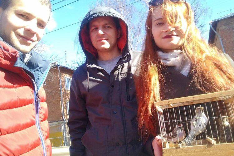 Спасение птиц на Благовещение в Туле – 07.04.2018