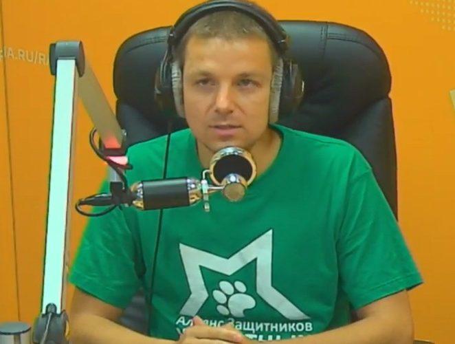 "Эфир ""Радио Спутник"" с Юрием Корецких — 30.08.2018"