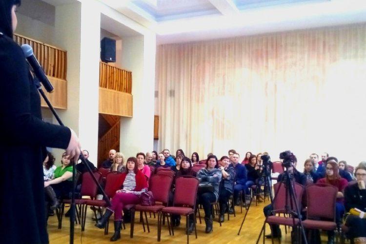 Волонтёрский форум в Рязани — 27.01.2019