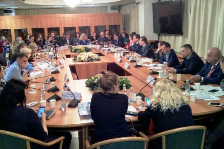 Круглый стол в Комитете экологии Госдумы — 11.02.2019