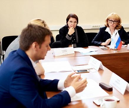 Круглый стол в Ассоциации менеджеров — 23.09.2019