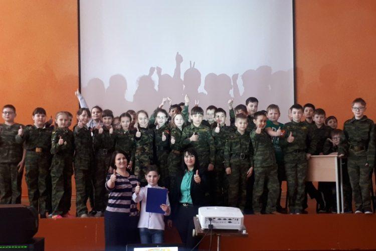 """Урок доброты """"Мы вместе"""" в Стерлитамаке — 04.02.2020"""