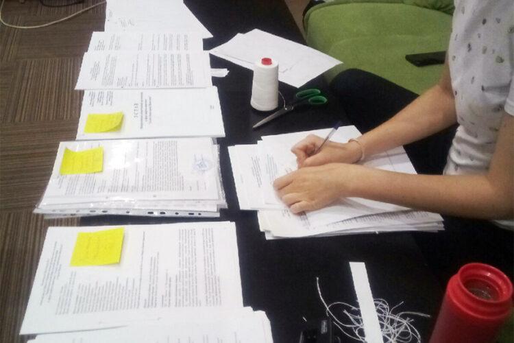Поданы документы в Минюст на общероссийскую организацию – 26.08.2020