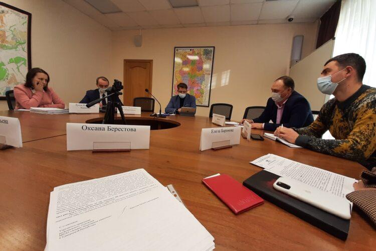 Встреча зоозащитников с мэром Ижевска по поводу приюта – 04.02.2021