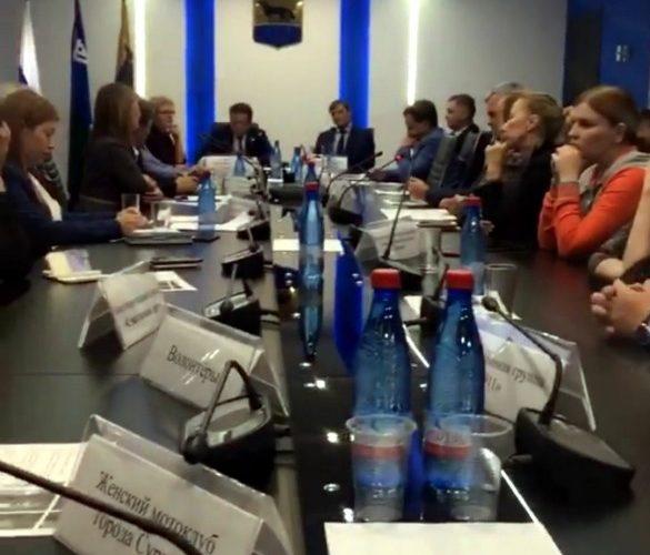 Сургутские зоозащитники провели встречу с представителями власти по вопросу содержания безнадзорных животных