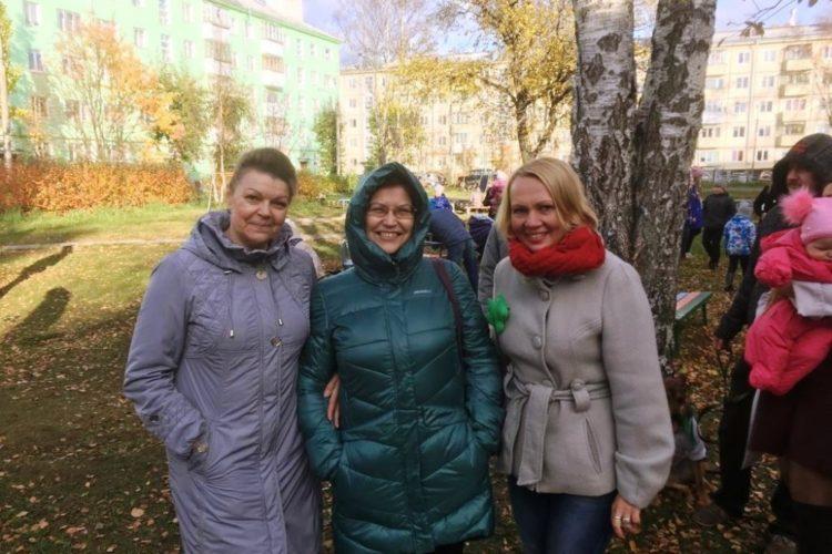 """""""Чай, собака, Пастернак"""" в Северодвинске — 13.10.2018"""