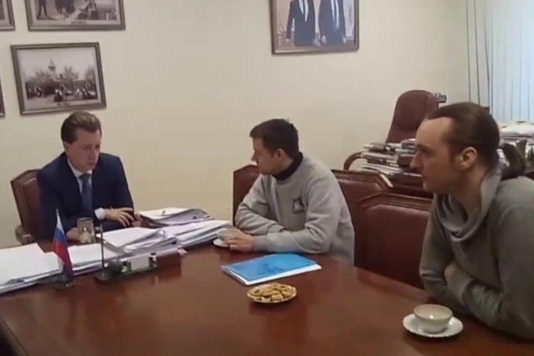 Встреча с Владимиром Бурматовым — 04.12.2018