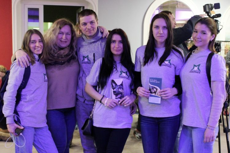 АЗЖ на выставке животных в Одинцово – 27.01.2018